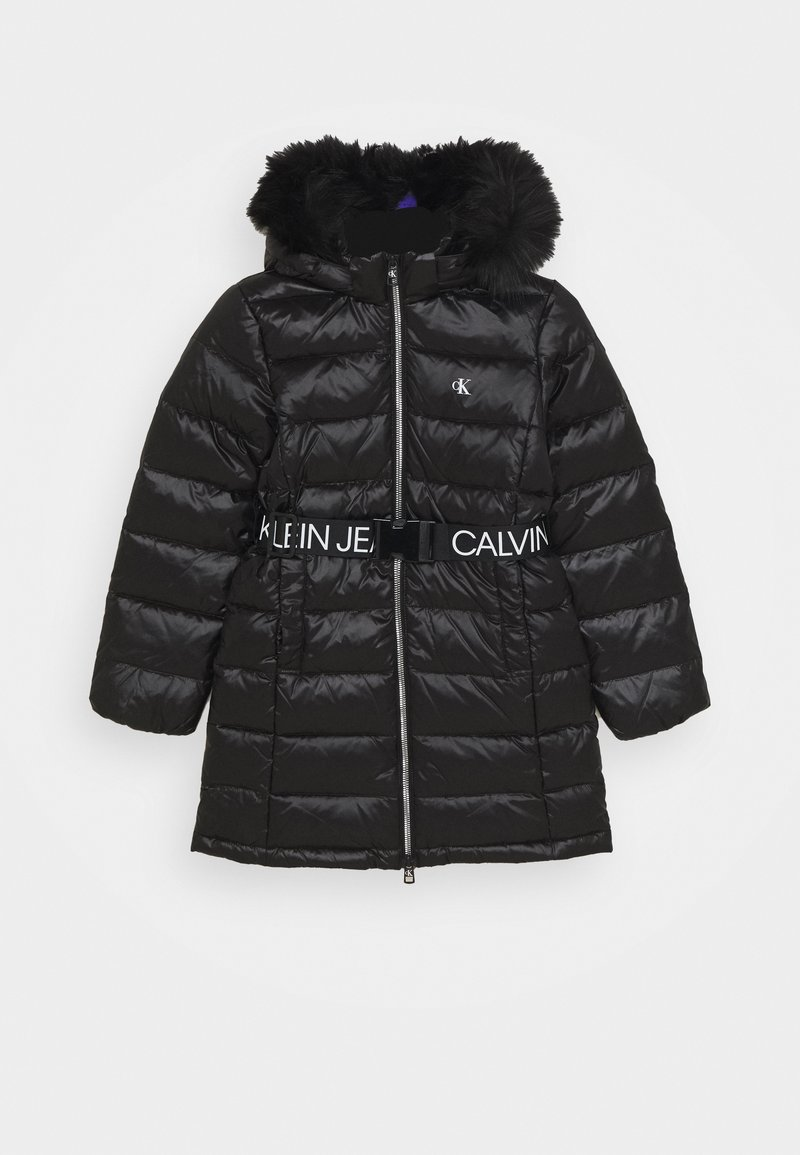 Calvin Klein Jeans - ESSENTIAL LONG - Piumino - black