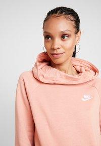 Nike Sportswear - Sweat à capuche - pink quartz/white - 3