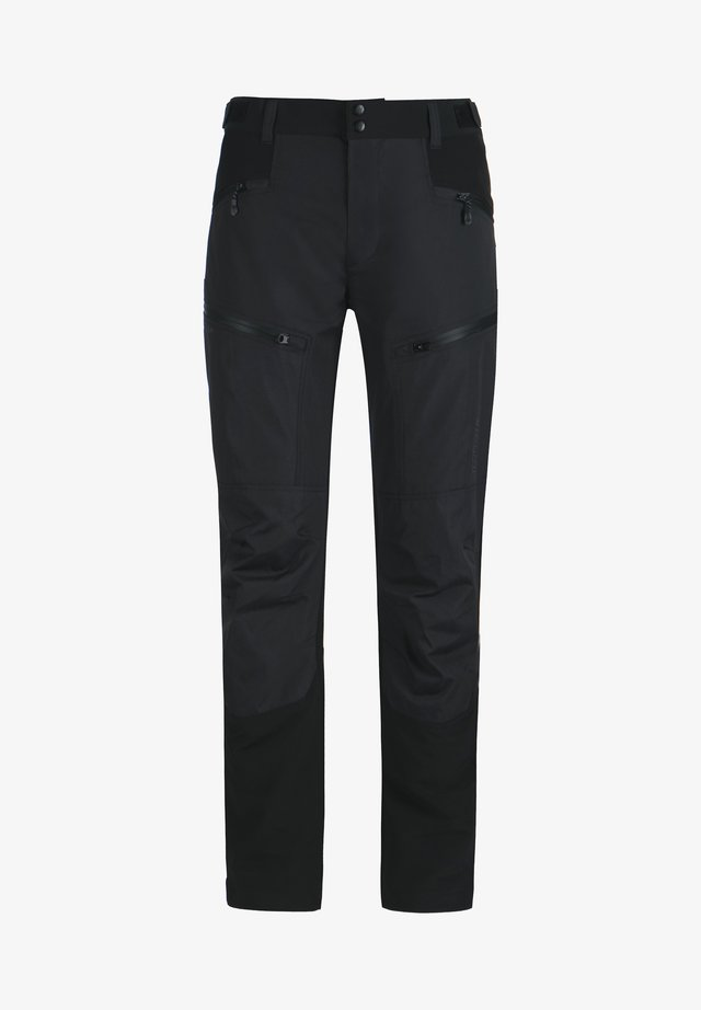 OUTDOOR  ALEXIS W FUNCTIONAL - Trousers - black