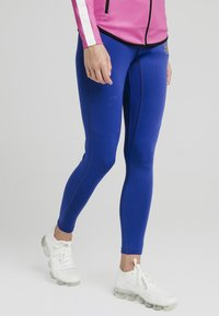 SIKSILK - Leggings - Trousers - blue - 4