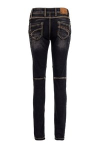 Cipo & Baxx - Slim fit jeans - black - 4