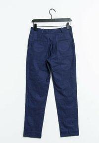 Kenzo - Trousers - purple - 1