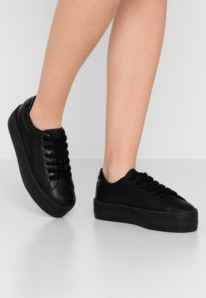PLATO  - Sneakers basse - black