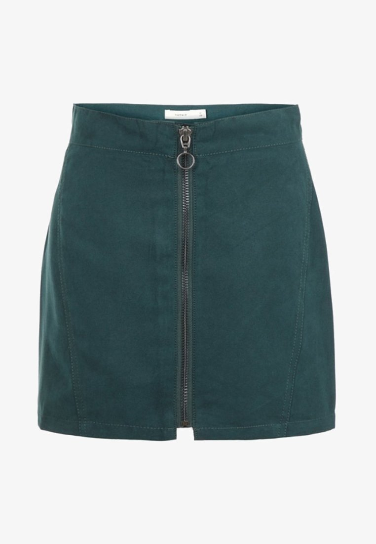 Name it - A-line skirt - green
