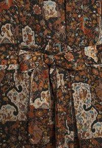 Object - OBJARYA DRESS - Maxi dress - sandshell - 2