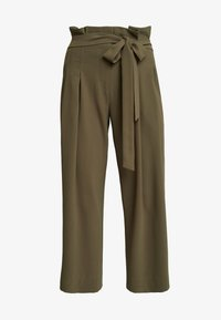 Louche - RICO - Trousers - khaki - 4