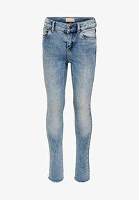 Kids ONLY - KONBLUSH - Jeans Skinny Fit - light blue denim - 3