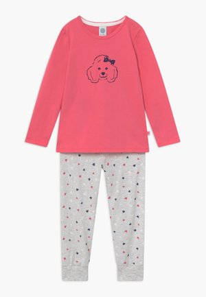 KIDS PYJAMA LONG - Pyjama set - camellia rose