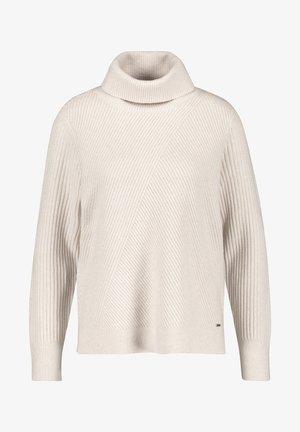 Jumper - winter white melange