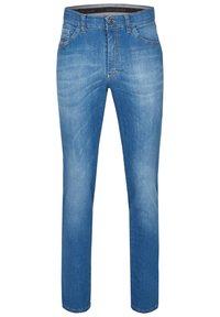Club of Comfort - MIT HIGH-STRETCH - Slim fit jeans - hellblau 146 - 0
