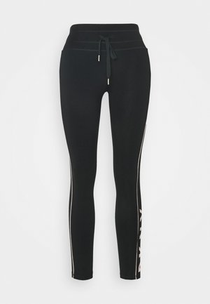 MID RISE LEGGING - Collants - rosewater