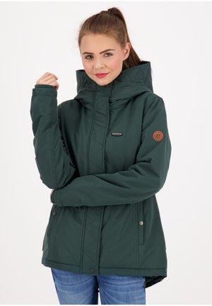 NAOMIAK - Winter jacket - dark forrest