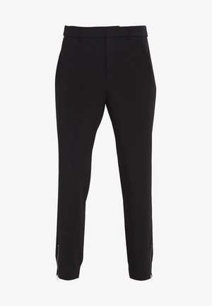 NICA PANTS - Trousers - black