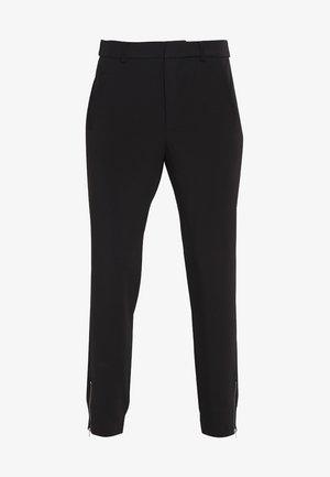 NICA PANTS - Bukse - black