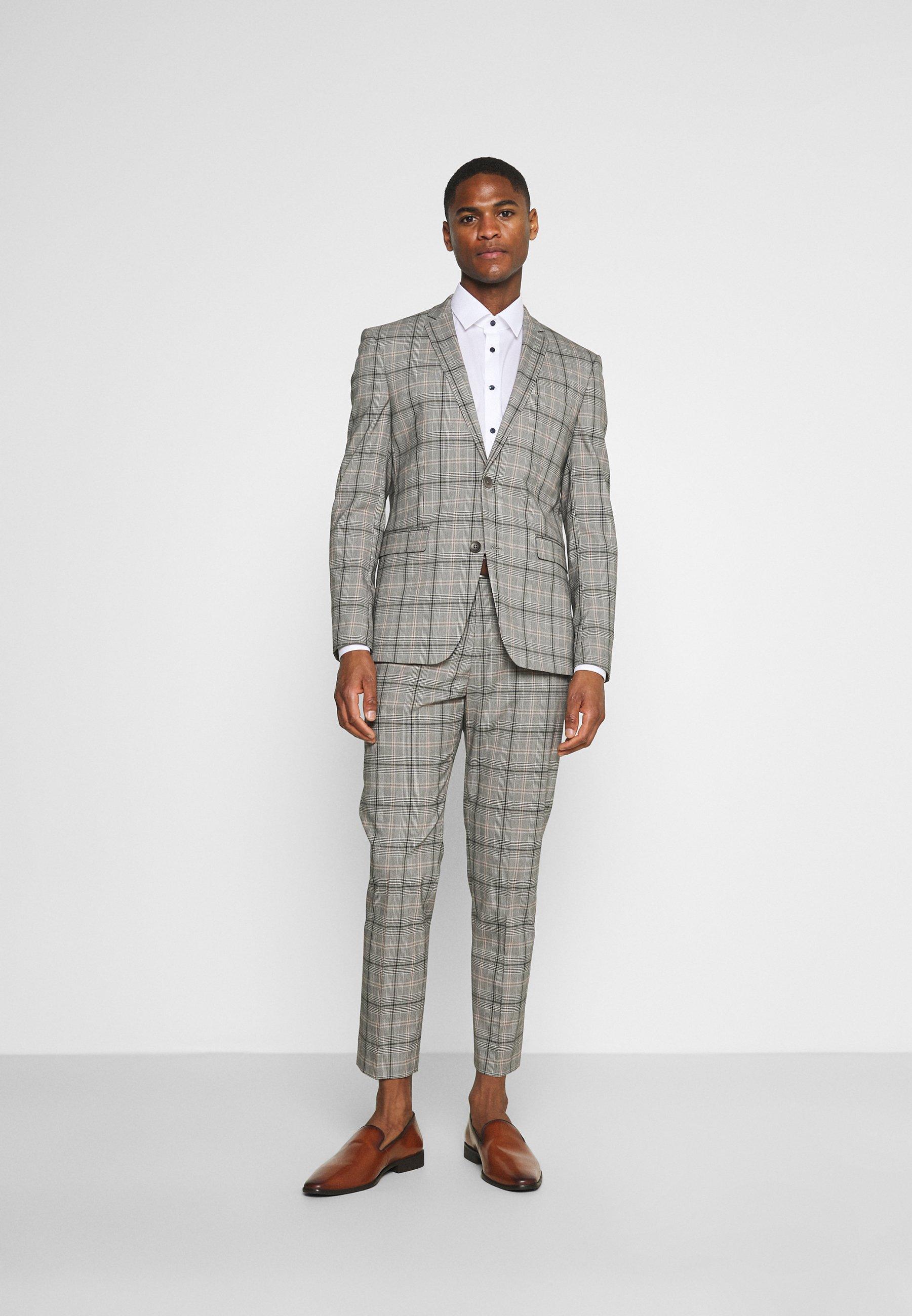 Men CHECK - Suit