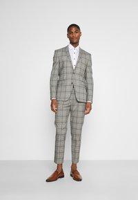Esprit Collection - CHECK - Oblek - grey - 0
