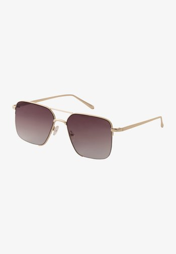 SAGE  - Sunglasses - gold plated