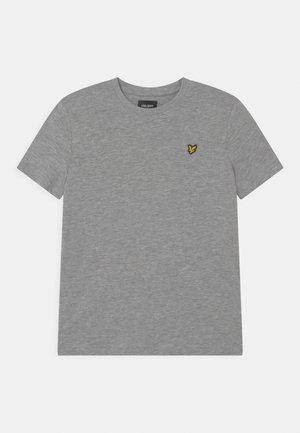 CLASSIC  - Basic T-shirt - vintage grey heather