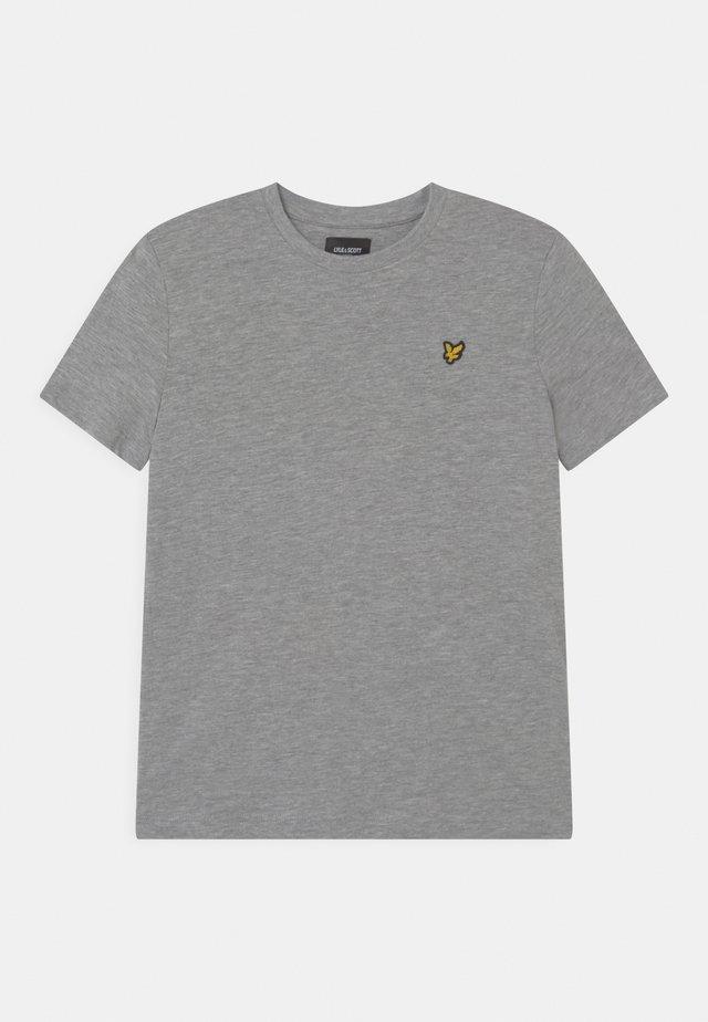CLASSIC  - T-shirt basic - vintage grey heather