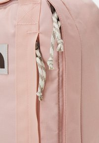 The North Face - TOTE PACK UNISEX - Rucksack - light pink/brown/off white - 3