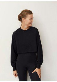 Mango - HYGGE - Sweatshirt - black - 2