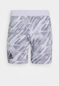 adidas Performance - PRINTED SHORT - Sports shorts - grey - 4