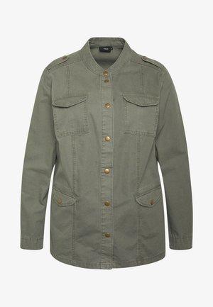 JALICE JACKET - Summer jacket - ivy green