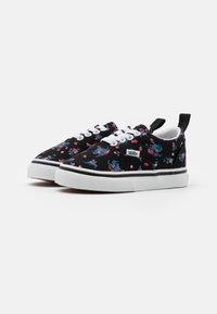 Vans - ERA ELASTIC LACE - Sneakers laag - black/true white - 1