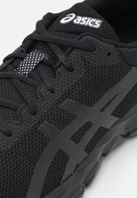 ASICS - GEL-QUANTUM LYTE - Chaussures de running neutres - black - 5