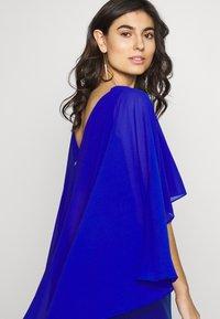 Pedro del Hierro - TUNIC DRESS - Cocktailjurk - dark blue - 3