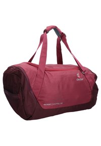 Deuter - AVIANT DUFFEL 50 - Sports bag - red - 3