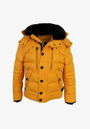 Light jacket - saffron