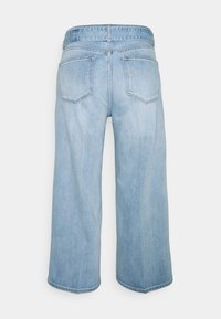 s.Oliver - Flared Jeans - blue lagoo - 1