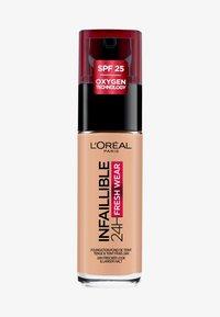 L'Oréal Paris - INFAILLIBLE 24H FRESH WEAR MAKE-UP - Podkład - 245 golden honey - 0