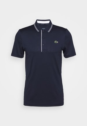 BASIC GOLF - Sports shirt - navy blue