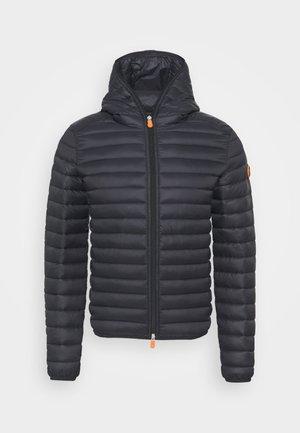 DONALD HOODED JACKET - Winter jacket - black