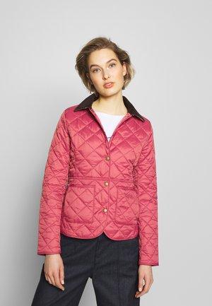 DEVERON QUILT - Light jacket - tayberry