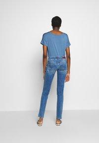LTB - MOLLY - Slim fit jeans - ritnoblue x wash - 2