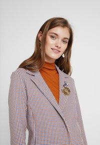 Rich & Royal - DECORATED COAT - Summer jacket - cornflower blue - 3