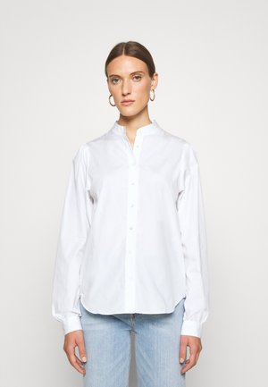 EVIE - Button-down blouse - white