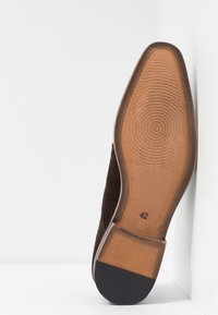 Pier One - Smart slip-ons - brown - 4