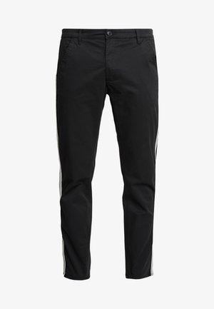 RETRO - Pantalon classique - black