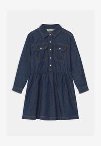 OVS - Shirt dress - dark denim - 0