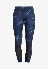 adidas Performance - OWN THE RUN - Tights - blue - 4