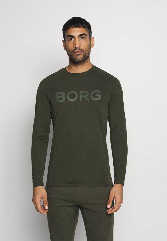 ANTE TEE - Treningsskjorter - rosin