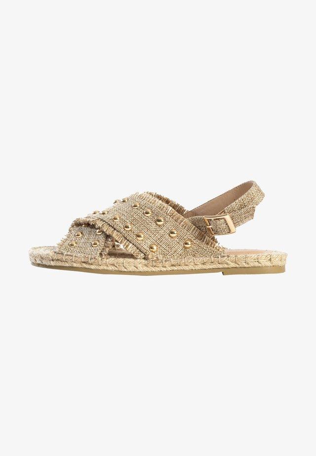 CAROLYN  - Sandalen - beige