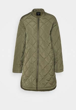 COAT ANDREA - Classic coat - dark green