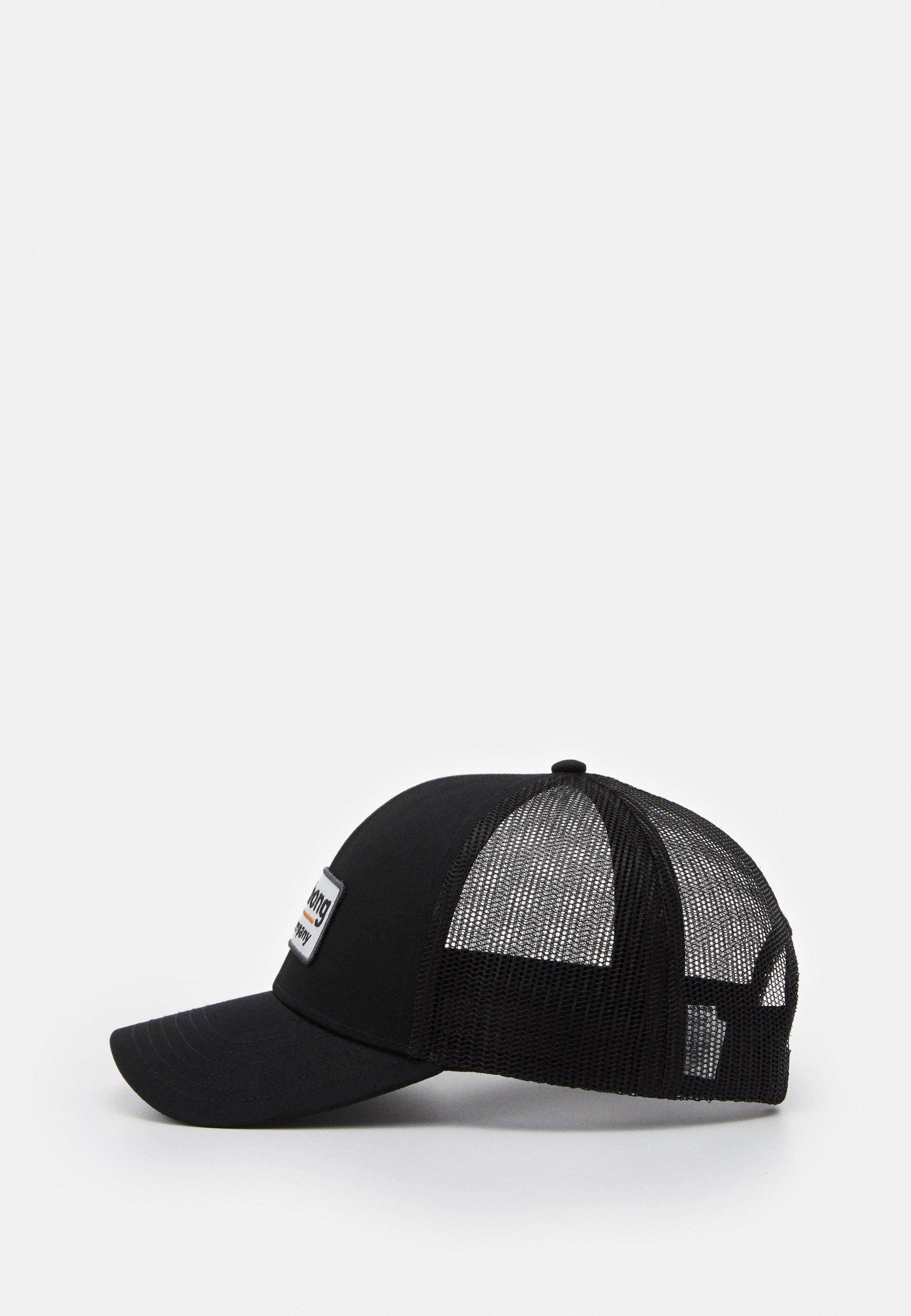 Billabong WALLED TRUCKER - Cap - black/svart 92i6DpiG6Dijh7K