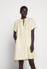 MAX&Co. - DILUIRE - Vestito estivo - sunshine yellow - 0