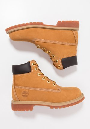 6 IN PREMIUM WP BOOT - Lace-up ankle boots - wheat